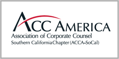 Association of Corporate Counsel Southern California Chapter