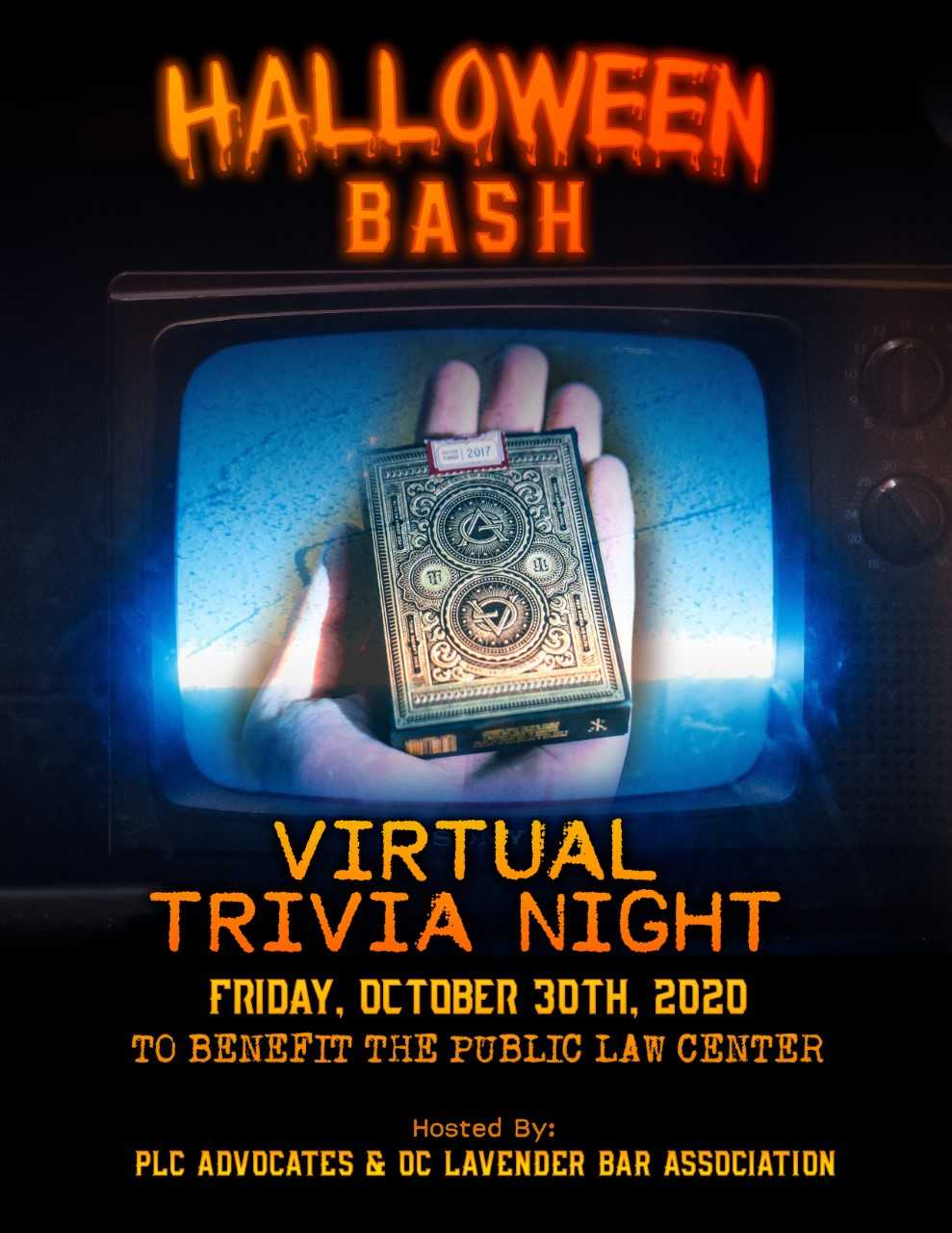 Halloween Bash Trivia Night